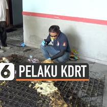 Polda Jatim mengumumkan telah menangkap suami pelaku pembakaran terhadap istrinya.  Polisi masih memeriksa intensif pelaku guna mengetahui motif perbuatannya yang membakar hidup-hidup istrinya.