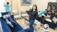 Keluarga Annisa Pohan dan AHY (Sumber: Instagram/annisapohan)