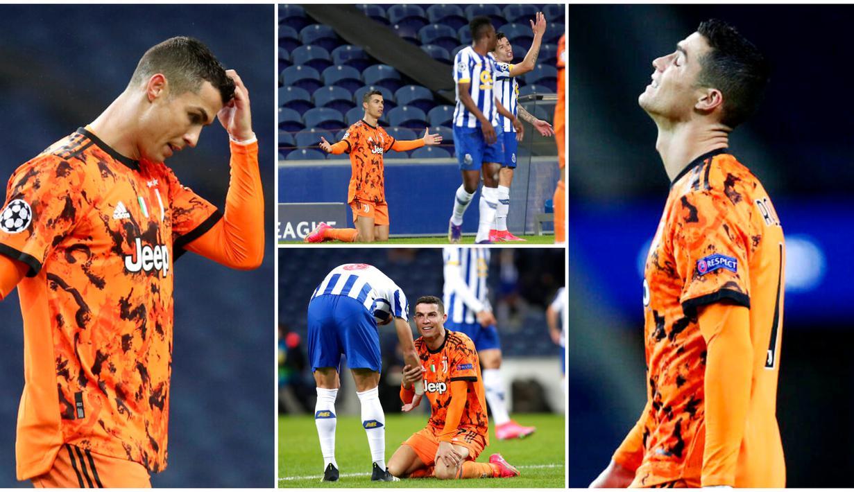 FC Porto nampaknya memang merupakan momok bagi Cristiano Ronaldo. Bintang asal Portugal itu hanya mampu mencetak satu gol dengan catatan satu kemenangan dan 4 kali menelan kekalahan.