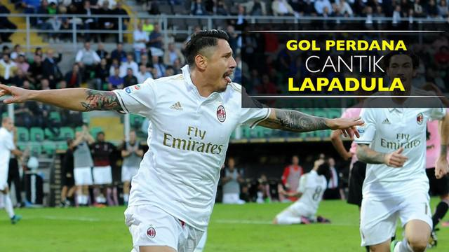 Video gol perdana yang cantik dari Gianluca Lapadula untuk kemenangan AC Milan atas Palermo 2-1 di Serie A.