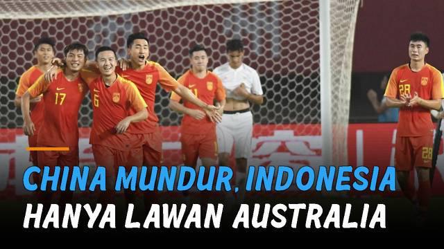 Kabar mengejutkan datang jelang Kualifikasi Piala Asia U23 2022 grup G di Tajikistan.