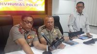 Kepala Korps Brimob Irjen Pol Murad Ismail (kiri). (Liputan6.com/Putu Merta SP)