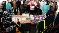 Menteri Perhubungan (Menhub) Budi Karya Sumadi bersama Ketua Satgas Penanganan Covid-19 Doni Monardo mengecek pelaksanaan tes Covid-19 di sejumlah lokasi. Dok Kemenhub