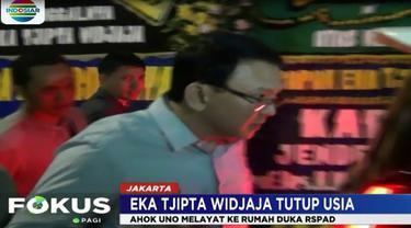 Eka Tjipta tutup usia Sabtu malam lalu dan rencananya akan dimakamkan 2 Februari mendatang di Karawang, Jawa Barat.