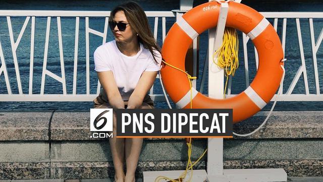 Pegawai PNS Dipecat Karena Jadi Model Playboy