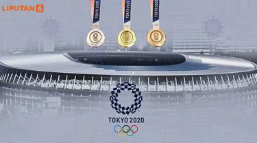 Banner Infografis Olimpiade 2020 Diundur, Corona Serang Atlet Bugar. (Sumber Foto: AP)