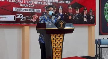 Kepala Perwakilan Ombudsman Jawa Timur Agus Muttaqin (Ist)