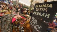 Pasar Tiban merupakan gelaran acara untuk memeriahkan HUT RI ke-72 yang diadakan oleh AEON Mall.