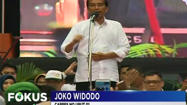 Jokowi sendiri mengaku kesal dengan maraknya informasi hoaks tersebut karena semuanya fitnah baginya.