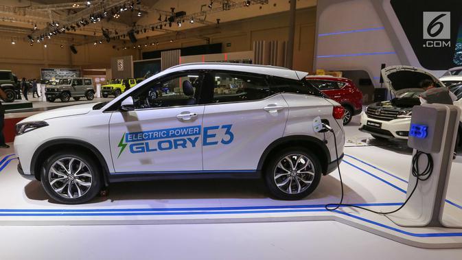 Menerka Harga Mobil Listrik Dfsk Glory E3 Otomotif Liputan6 Com