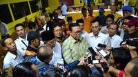Ketua Dewan Pakar Partai Golkar, Agung Laksono (Liputan6.com/Achmad Sudarno)