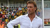 Pelatih Timnas Maroko, Herve Renard (AFP)