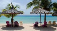 Suasana suatu pantai di kawasan Lautan Karibia. (Sumber Pixabay)