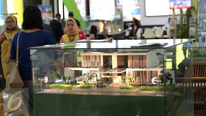 Sejumlah maket perumahan saat pameran Indonesia Properti Expo 2016 di Senayan, Jakarta, Rabu  (17/2). (Liputan6.com/Angga Yuniar)#source%3Dgooglier%2Ecom#https%3A%2F%2Fgooglier%2Ecom%2Fpage%2F%2F10000