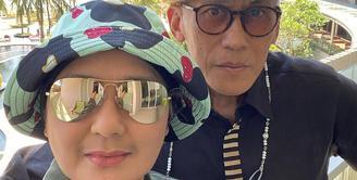 Yati Octavia dan Pangky Suwito (Instagram/yatioctaviapangky)