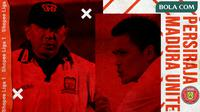 Shopee Liga 1 2020: Madura United vs Persiraja Banda Aceh. (Bola.com/Dody Iryawan)