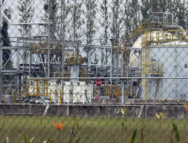 Melihat Sungai Kenawang Gas Plant, Salah Satu Fasilitas Produksi di WK Jambi Merang