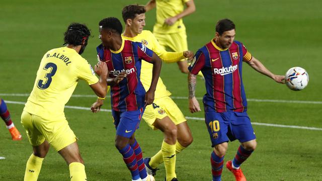 Ansu Fati Bersinar, Barcelona Pesta Gol ke Gawang Villarreal