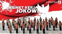 Banner Infografis Sinyal Reshuffle Kabinet Jokowi Menguat. (Liputan6.com/Triyasni)