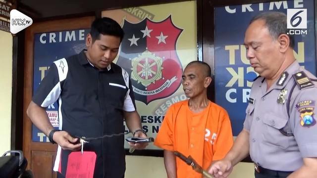 Seorang dukun palsu di Karanganyar, Jawa Tengah, diciduk polisi setelah menipu pasiennya dengan meminta uang jutaan rupiah.