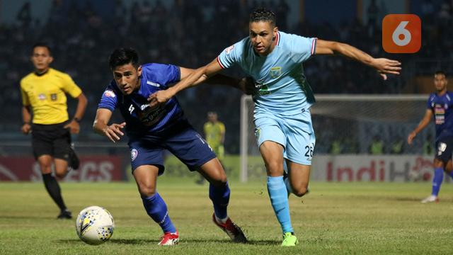 Persela Lamongan vs Arema FC