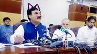 Lucunya, PM Pakistan Tak Sengaja Live Streaming Pakai Filter Kucing