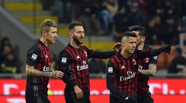AC Milan vs Chievo Verona