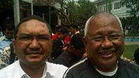 Andi Darussalam Tabussala (kanan) (Bola.com/Dok. Pribadi)