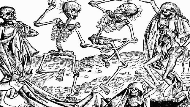 Yuk Warnai Gambar Abad Pertengahan Di Perpustakaan Digital Ini