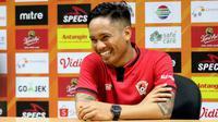 Kapten Kalteng Putra, Gede Sukadana. (Bola.com/Aditya Wany)