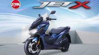 Penantang baru Yamaha Nmax, SYM Jet X 150
