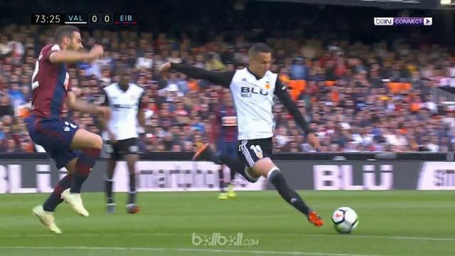 Valencia dan Eibar hanya bermain imbang tanpa gol saat kedua tim jumpa di Mestalla dalam lanjutan Liga Spanyol. Menguasai jalannya...