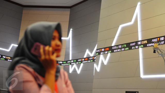 20170210- IHSG Ditutup Stagnan- Bursa Efek Indonesia-Jakarta- Angga Yuniar