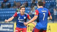 Egy Maulana Vikri mencetak assist dalam kemenangan 1-0 yang diraih FK Senica dalam debutnya di Liga Slovakia melawan FK Pohronie, Sabtu (11/9/2021).