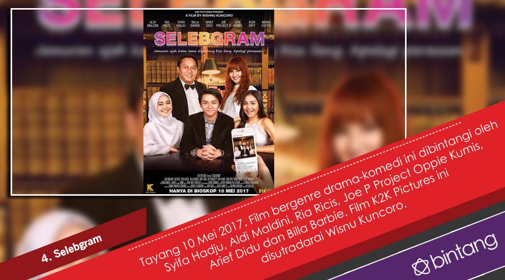 5 Film Indonesia yang Tayang Bulan Mei 2017 (Foto: 21cineplex, DI: Nurman Abdul Hakim/Bintang.com)