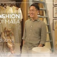 Industri Fashion Indonesia di Mata Anthony Tandiyono
