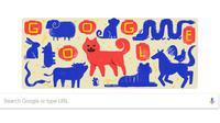 Google Doodle Imlek 2018. (Doc: Google)