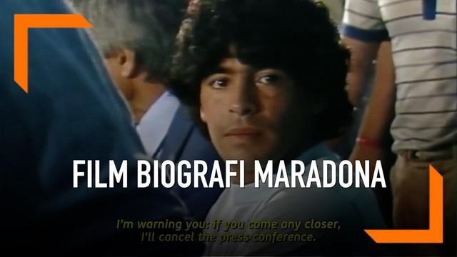 Film perjalanan karir Diego Maradona akan tayang perdana di Festival Film Cannes pada 14-25 Mei 2019. Film ini dibuat selama 500 jam oleh sutradara Asif Kapadia.