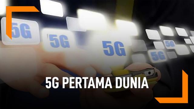 Deretan Fakta Menarik Korea Selatan Pengguna 5G Pertama Dunia