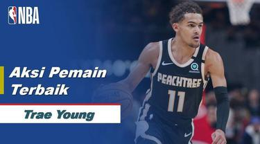 Berita Video Trae Young Bawa Atlanta Hawks Menang Melawan Miami Heat 129-124