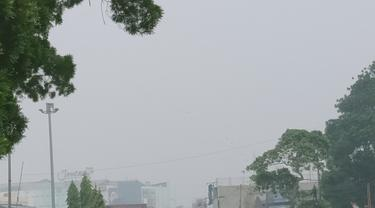 Kabut Asap Jambi