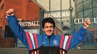 Gennaro Gattuso saat bermain untuk Glasgow Rangers. (Dok. Thesefootballtimes)