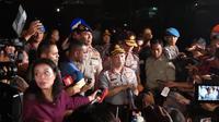 Kapolri Jenderal Polisi Tito Karnavian di Mako Brimob Kelapa Dua Depok, Jawa Barat (Merdeka.com/ Ahda Baihaqi)