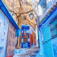 Chefchaouen, Maroko. (Sumber Foto: balthazartours)