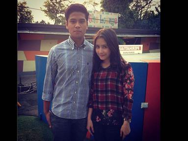 Pria bernama Halik Putra ini sempat menjalin kasih dengan aktris cantik, Prilly Latuconsina. (instagram.com/halikputra)