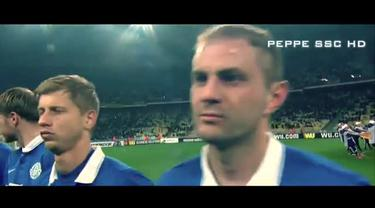 FC Dnipro menghadapi SSC Napoli, Jumat (15/5) dini hari WIB, untuk memperebutkan tiket ke final Liga Europa di Warsawa, Polandia 27 Mei 2015.