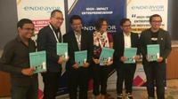 Endeavor Indonesia fokus mendukung wirausahawan dengan prinsip high impact entrepreneurship (Foto:Liputan6.com/Athika R)