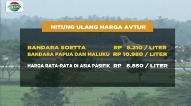 Presiden Jokowi instruksikan jajarannya hitung ulang harga avtur yang dinilai menjadi penyebab mahalnya harga tiket pesawat domestik.