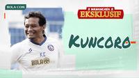 Wawancara Eksklusif - Kuncoro. (Bola.com/Dody Iryawan)