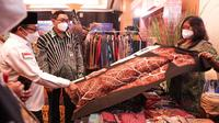 Kepala Bank Indonesia Wilayah Malang, Azka Subhan, menyebut penyaluran kredit UMKM di wilayah kerjanya tumbuh mencapai 5,64 persen jadi kabar baik untuk pemulihan ekonomi (Humas BI Malang)